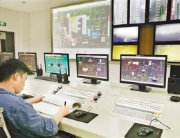 现代轨道交通国家实验室(西南交大):气源、水源自动化平台